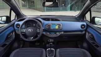 Salpicadero del nuevo Toyota Yaris 2017