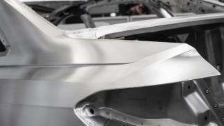 zaga del Audi A8 2017