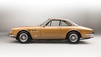 subasta Ferrari 330 GTC 1966 lateral