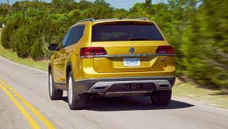 Probamos el Volkswagen Atlas