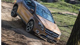 Mercedes GLA 2017 3