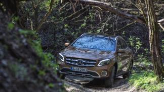 Mercedes GLA 2017 4