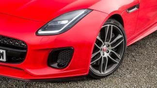 Jaguar F-Type de cuatro cilindros