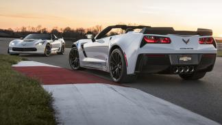 Chevrolet Corvette Carbon 65 Edition zaga
