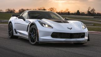 Chevrolet Corvette Carbon 65 Edition frontal