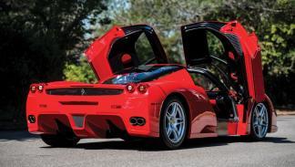 subasta Ferrari Enzo Rosso Scuderia zaga