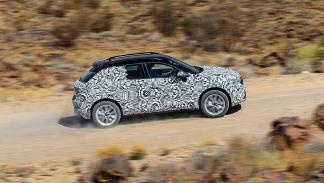 Prueba: Volkswagen T-Roc 2017, lateral