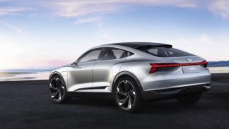 Audi e-tron Sportback concept trasera