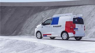 Citroën y Le Coq Sportif