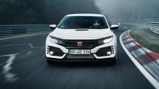 Honda Civic Type R récord Nürburgring morro