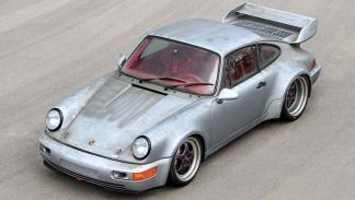 subasta Porsche 911 RSR 3.8 de 1993 sin usar delantera