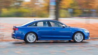 Audi S6/Lexus GS F/Mercedes-AMG E 43