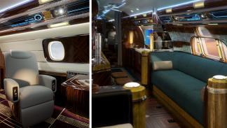 Embraer Lineage 1000E Manhattan Airship
