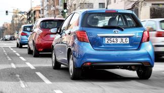 Corsa GLP vs Zoe vs Yaris Hybrid zaga