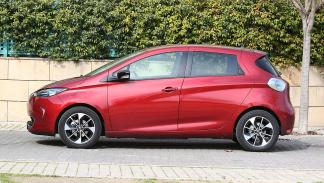 Renault Zoe lateral