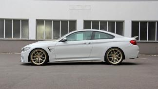 BMW M4 Alpha-N lateral