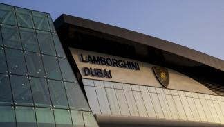 Concesionario Lamborghini Dubai