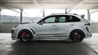 Techart Magnum Sport Edition 30 Years lateral