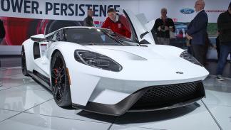 El Ford GT llega en 2016: comienza la cuenta atrás