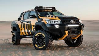 Toyota Hilux Tonka Concept delantera