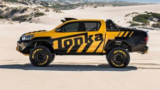 Toyota Hilux Tonka Concept lateral