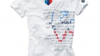 Camiseta BMW Motorsport
