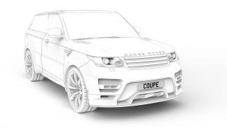 Range Rover Sport Coupé delantera