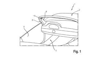 Porsche patente airbag descapotables