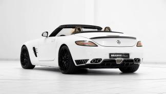 venta Mercedes SLS AMG Roadster Brabus zaga