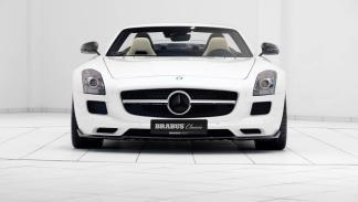 venta Mercedes SLS AMG Roadster Brabus morro