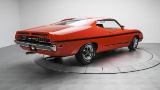 Ford Torino King Cobra zaga