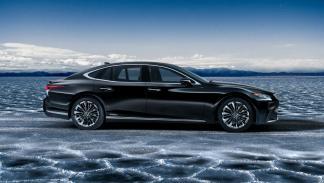 Lexus LS 500h 2017 3