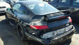 Venta Porsche 911 GT2 destrozado