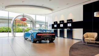 Concesionario Bugatti Dubái