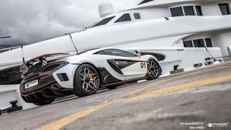 McLaren 570S Prior Design trasera