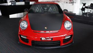 Porsche 911 GT2 RS morro
