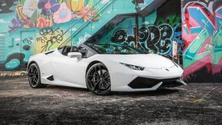 5 secretos Lamborghini Huracán Spyder