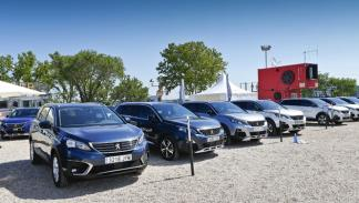 5008 suv trophy coches