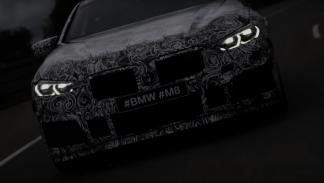 BMW M8 Coupé 2019