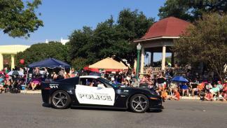 El Corvette embargado a un traficante ahora es de la Policía