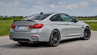 BMW M4 CS Lime Rock Grey Metallic