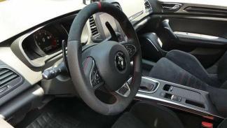 Renault Mégane RS 2018 interior