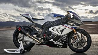 Nueva BMW HP4 Race 2017: la madre de todas las bestias