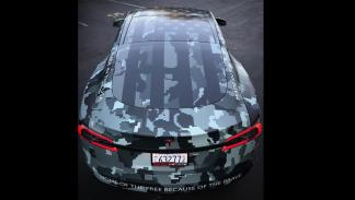 Tesla Model S para los veteranos de guerra