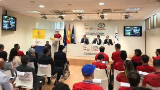 Comité Paralímpico Español se prolongará hasta 2024