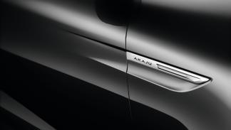 Renault Mégane AKAJU logo
