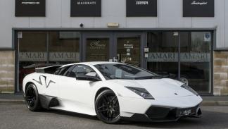 A la venta un Lamborghini Murciélago SV