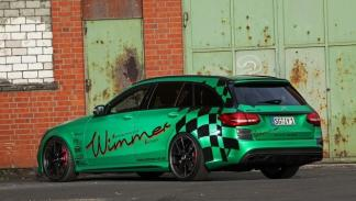 Mercedes-AMG C63 S Wimmer