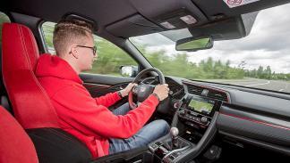 Prueba Honda Civic Type R 2017