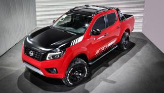 Nissan Frontier Attack Concept frontal